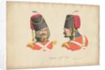 The Cossack uniform, 1820 by Rudolph Ackermann