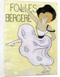 Folies Bergères, 1900 by Leonetto Cappiello