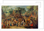 The Pentecost Bride Game, c. 1620 by Pieter Brueghel the Younger