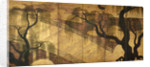 The River Bridge at Uji, 1568-1615 by Anonymous