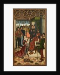 The Justice of Emperor Otto III: Ordeal by Fire, 1471-1475 by Dirk Bouts
