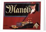 Manoli, 1911 by Hans Rudi Erdt