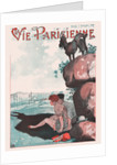 La Vie Parisienne Magazine Cover, 1929 by Georges Léonnec