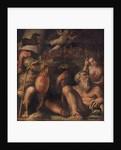 Allegory of Arezzo, 1563-1565 by Giorgio Vasari