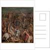 The taking of Milan, 1555-1562 by Giorgio Vasari