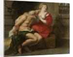 Cimon and Pero, c.1630 by Pieter Paul Rubens