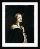 Portrait of Queen Christina of Sweden, c. 1650 by David Beck