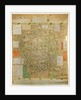 Buddhist map of the world, Early 18th cen by Anonymous master
