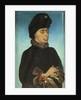 Portrait of John the Fearless, Duke of Burgundy, Mid of the 15th cen by Netherlandish master