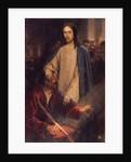 The Healing of the Blind Man of Jericho, 1888 by Vasili Ivanovich Surikov