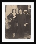 Emmerich and Vera Kalman by Anonymous