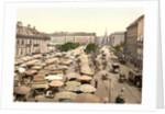 The Naschmarkt, Vienna by Anonymous