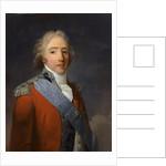 Charles-Philippe de France, Count of Artois by Henri-Pierre Danloux