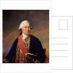 François Joseph Paul de Grasse by Jean-Baptiste Mauzaisse