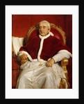 Portrait of Pope Gregory XVI by Paul Hippolyte Delaroche