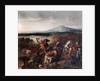 Roger I of Sicily at the Battle of Cerami in 1061 by Prosper Lafaye
