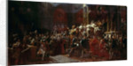 The Coronation of Charles X of France at Reims, May 29, 1825 by François Pascal Simon Gérard