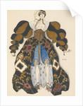 Costume design for the Ballet La Légende de Joseph by R. Strauss by Léon Bakst