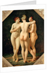 The Three Graces by Jean-Baptiste Regnault
