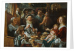 As the Old Sing, So the Young Pipe by Jacob Jordaens
