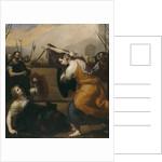 Duel of women by José de Ribera