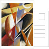 Composition by Lyubov Sergeyevna Popova