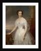 Portrait of Elisabeth of Bavaria by Franz Schrotzberg