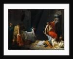 The Funeral of Miltiades by Jean-François-Pierre Peyron