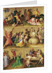 Martyrdom of the Apostles. Left panel by Stephan Lochner