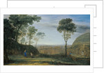 Christ appearing to St. Mary Magdalene (Noli me tangere) by Claude Lorrain