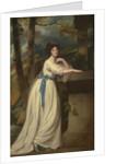 Portrait of Mrs. Andrew Reid by George Romney