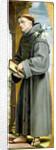 Saint Anthony of Padua by Bernardo Zenale