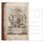 Frontispiece with Portrait of Ovid, Metamorphoses, Oxford, 1632 by Anonymous