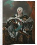 Portrait of Augustus III of Poland by Louis de Silvestre
