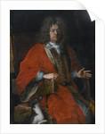 Portrait of Jan Dobrogost Krasinski by Michelangelo Palloni