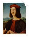 Portrait of Pietro Bembo by Raphael