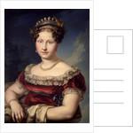 Princess Luisa Carlotta of Naples and Sicily by Vicente López Portaña