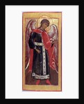 Saint Michael the Archangel by Russian icon