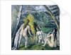 Trois Baigneuses (Three Bathers) by Paul Cézanne