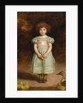 Ducklings by John Everett Millais