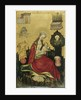 The Virgin and Child in the Hortus Conclusus by Westphalian Master