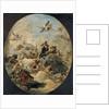 The Apotheosis of Hercules by Giandomenico Tiepolo