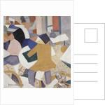 Vibrationist Composition by Rafael Barradas