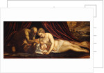 Venus, Vulcan and Cupid by Jacopo Tintoretto