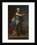 Charles Emmanuel III, Duke of Savoy and King of Sardinia by Anonymous