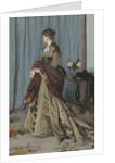 Madame Louis Joachim Gaudibert by Claude Monet