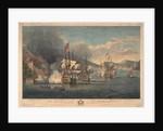 Capture of Porto Bello by Admiral Edward Vernon on 22 November 1739 by Samuel Scott