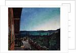 Summer Night by Harald Sohlberg