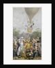 Balloon Ascent by Frederik Hendrik Kaemmerer
