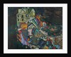 Crescent of Houses III by Egon Schiele